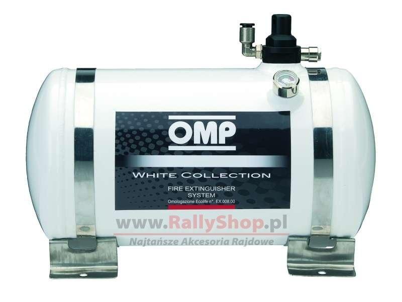 System gaśniczy OMP White Collection (CESAL2) - GRUBYGARAGE - Sklep Tuningowy